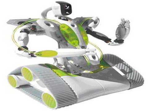 Clementoni 139- Il Mio Robot: : Giochi e giocattoli