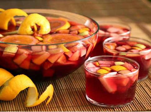 Come fare vino di ciliegie