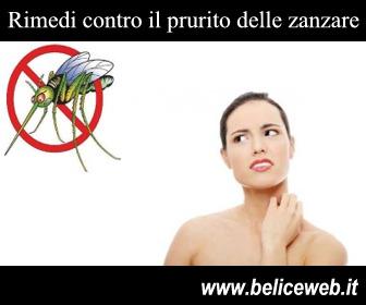 Zanzare 5 rimedi naturali contro il prurito delle zanzare - Rimedi contro le zanzare in giardino ...
